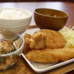 ミックス定食 650円